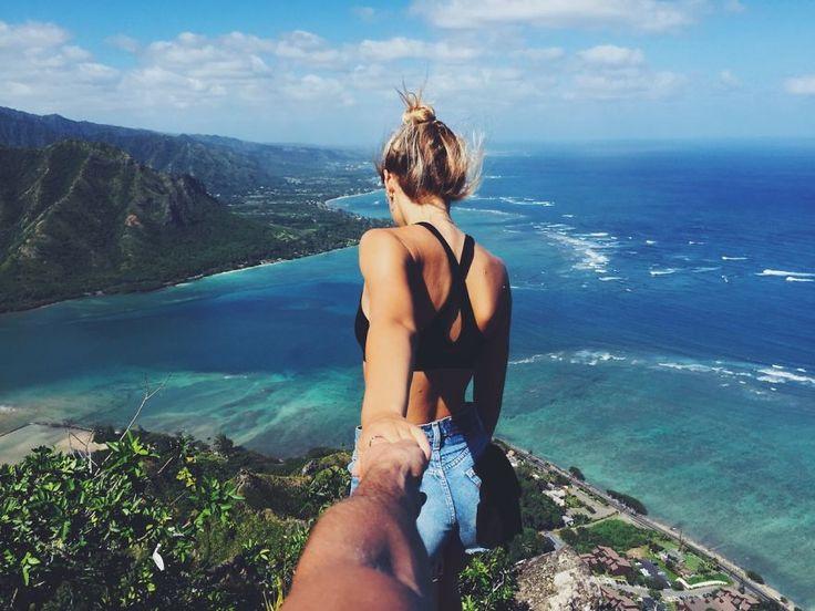 Casal viaja o mundo e mostra sua vida de sonho