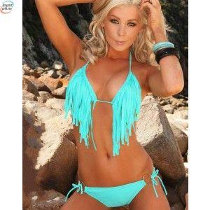 Tassel Bikini - Fargevalg