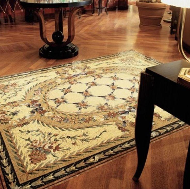 Tile Rug Poussin Sicis Mosaic Carpet Sicis | SICIS mosaic ...