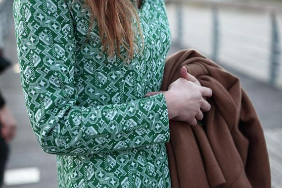 Manteau veste Camel Vintage 7 / femmes / Taille M / Size U.S