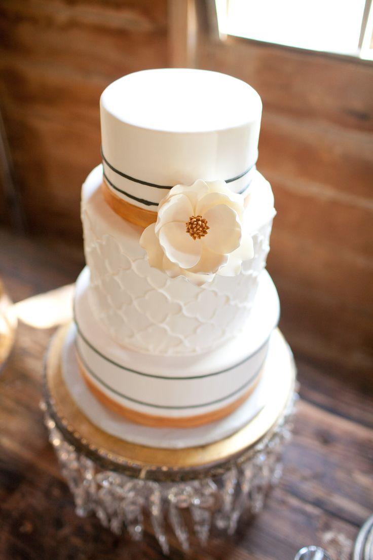 Wedding Cake | On SMP | Photography: White-Klump Photography