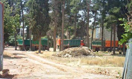 Povo de Bahá: Cemitério Histórico Bahá'í destruído em Shiraz, Ir...
