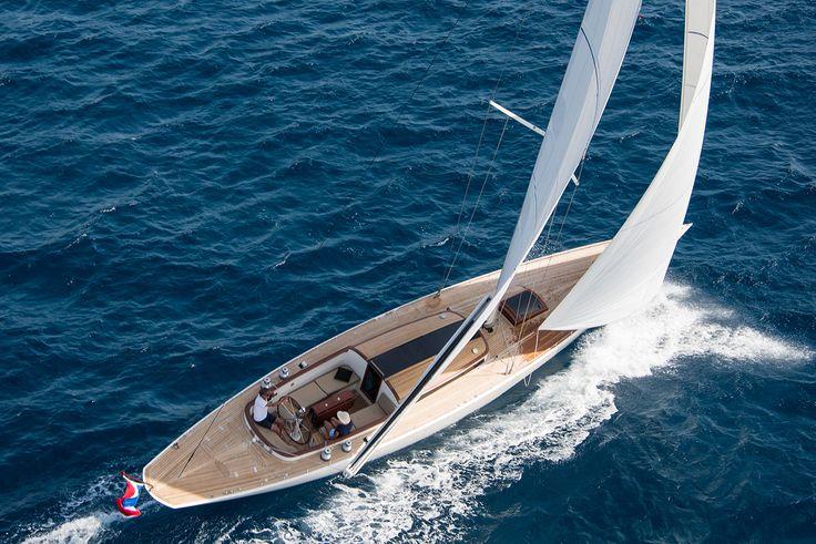 Eagle 54. Leonardo Yachts, Hoek Design. Boats #006.