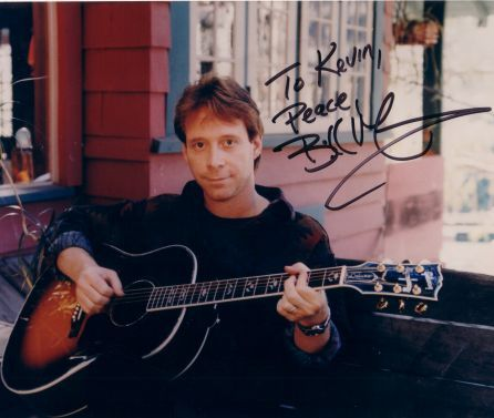 """My Autographed pic from Bill Mumy.  This was about 7 or 8 yrs ago. """" Danger, Will Robinson!"""""""
