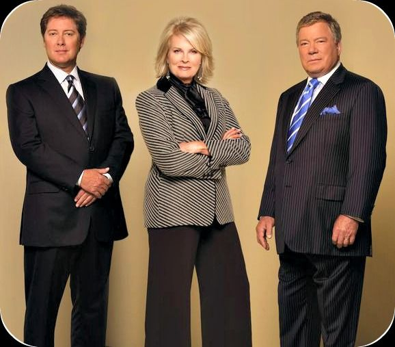 TURN ON THE TV SHOWS : Boston Legal