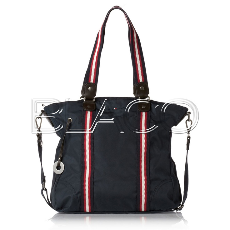 Tommy Hilfiger Amanda Large Tote Midnight