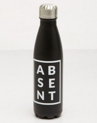 AB LOGO WATERBOTTLE