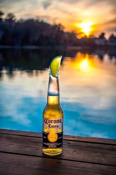 Corona...if only I was not working tonight. #Stressfulday