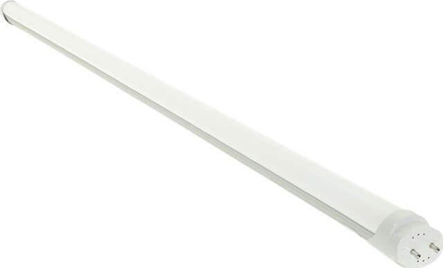 TUB NEON LED 18W 120CM MAT ALB CALD AL-PLASTIC -  Acest TUB NEON LED 18W 120CM MAT ALB CALD AL-PLASTIC va crea o atmosfera linistitoare in interiorul casei tale prin lumina puternica alb calda (2700K), similara cu cea a unui tub neon traditional de 36W si are o viata mai lunga decat varianta conventionala.