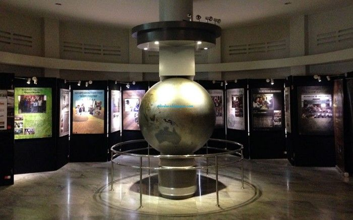 Tempat Wisata di Bandung Pusat  Museum Konferensi Asia Afrika