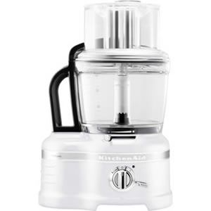 KitchenAid Artisan Food Processor Frosted Pearl