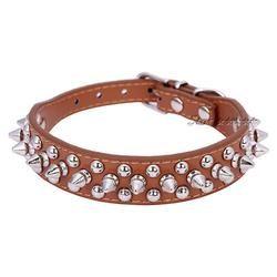 Punk Spiked Dog Collar