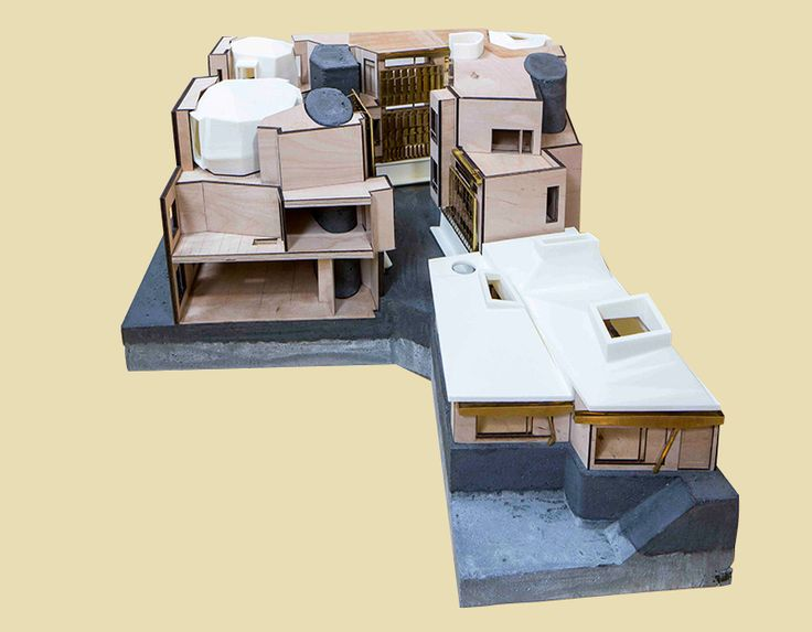 Peter Salter Walmer Yard model