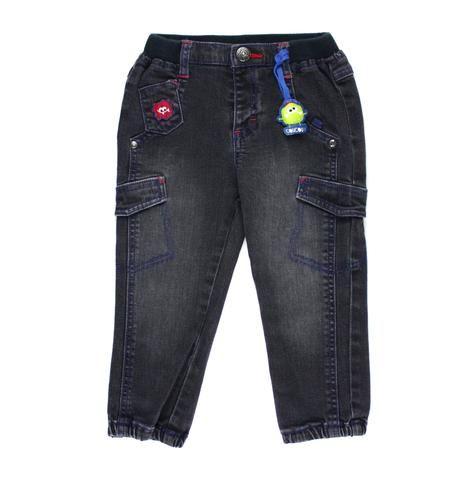 dark grey jeans, toddler jeans, boys jeans, Souris Mini pants, Souris Mini jeans