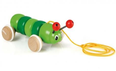 Caterpillar #BRIO #Toy