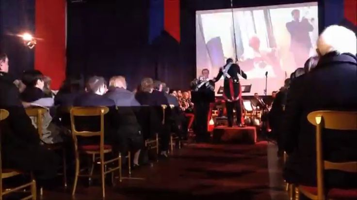 Concerto in Re mag-G.P.Telemann:Santino Torre+Clarinetti Carabinieri