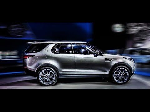new 2018 - land rover discovery sport suv - interior and exterior
