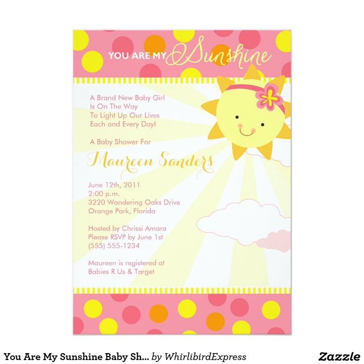 the 73 best images about summer baby shower ideas - seasonal, Baby shower invitations