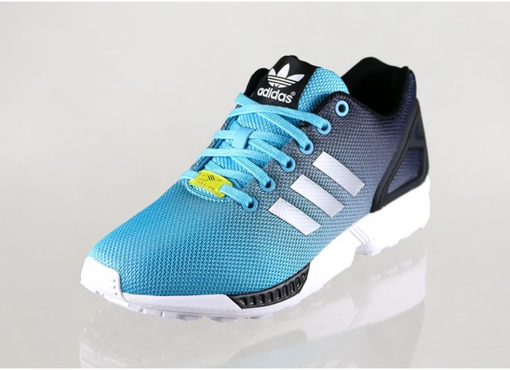 Adidas Zx Flux Light Blue