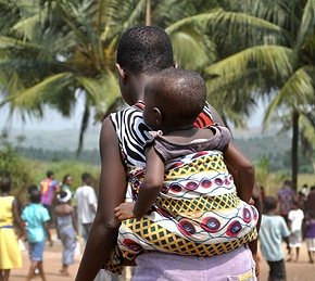 Inspirational! Not only has Ghana worked to achieve Millenium Development Goal number 4 - a two-thirds reduction in child mortality by 2015 - but they are securing the future of its most important resource...its people.