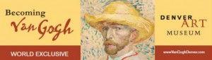 """Becoming Van Gogh"" is part of #Denver Art Week.  http://www.heiditown.com/2012/10/26/fridays-featured-festival-denver-arts-week/ #Colorado: Vans Gogh, Van Gogh, Art Week, Become Vans, Denver Art"