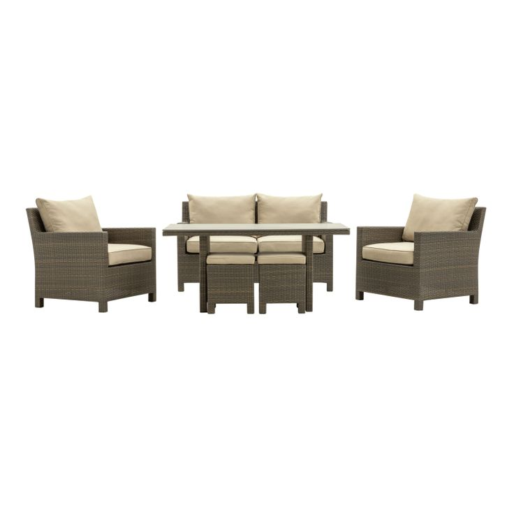 Hampshire 5 Piece Lounge Set Domayne Online Store