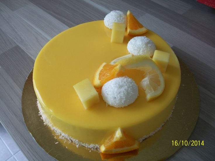 17 best images about mes patisseries on pinterest pain d for Decoration zeste de citron