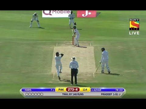 Live | Pakistan vs Sri Lanka | 1st Test Match | Day 4 Live Cricket Score