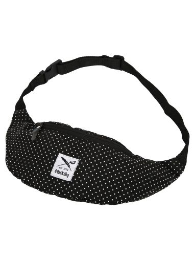 """Dot n Roll Hip Bag [black] *** IRIEDAILY """"Fight for your Ride"""" - Early Fall 2015 Collection OUT NOW: http://www.iriedaily.de/blog/iriedaily-early-fall-2015-collection-out-now-2/"""