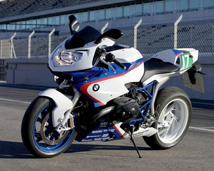 BMW HP2 Sport Motorsport Edition