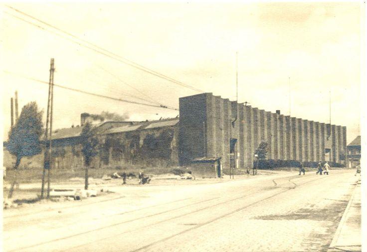 Heinkel Werke Rostock