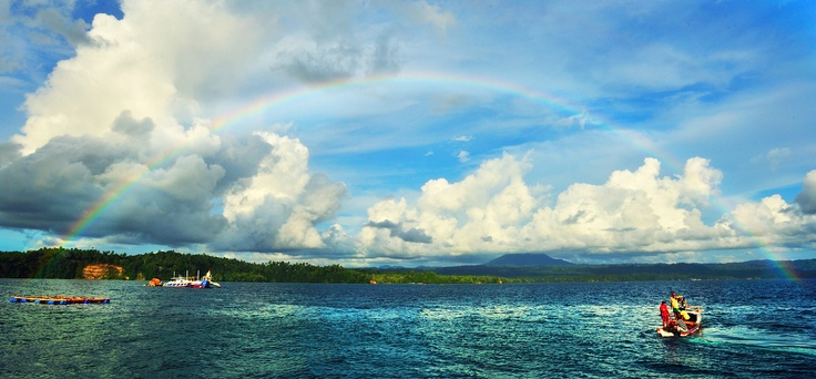 Jailolo Bay, Halmahera, Islands of Maluku