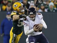 Clay Matthews: I'll miss sacking Jay Cutler most