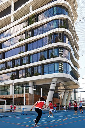 HASSELL | Project - Medibank Place
