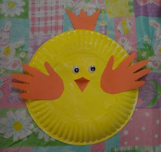 easter crafts for toddlers to make - Google Search