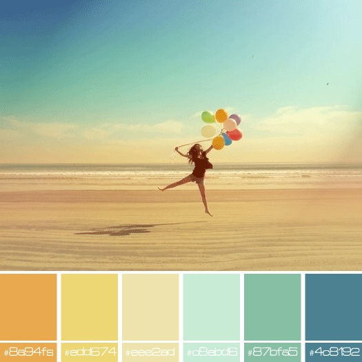 Calming Colors 109 best color palettes images on pinterest   colors, wall colors