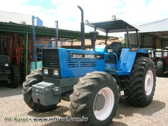 New Holland 8430 92-97 140 HP Ford Tractors Ford tractors