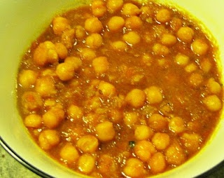 Channa Masala/Chole/Chickpea Curry ~ Food Fun Freak
