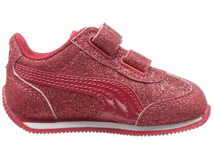 Puma Kids Whirlwind Glitz V (Toddler) Girls Shoes Toreador/Toreador