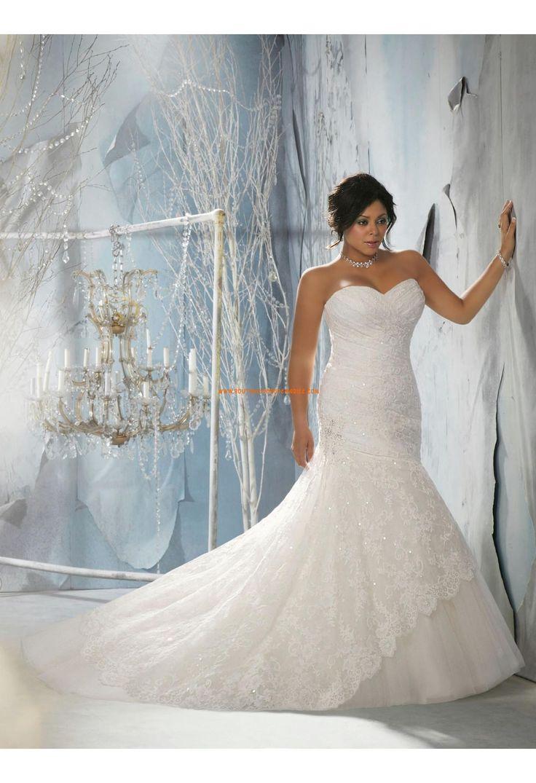 658 best Robe de mariée 2013 images on Pinterest | Wedding frocks ...