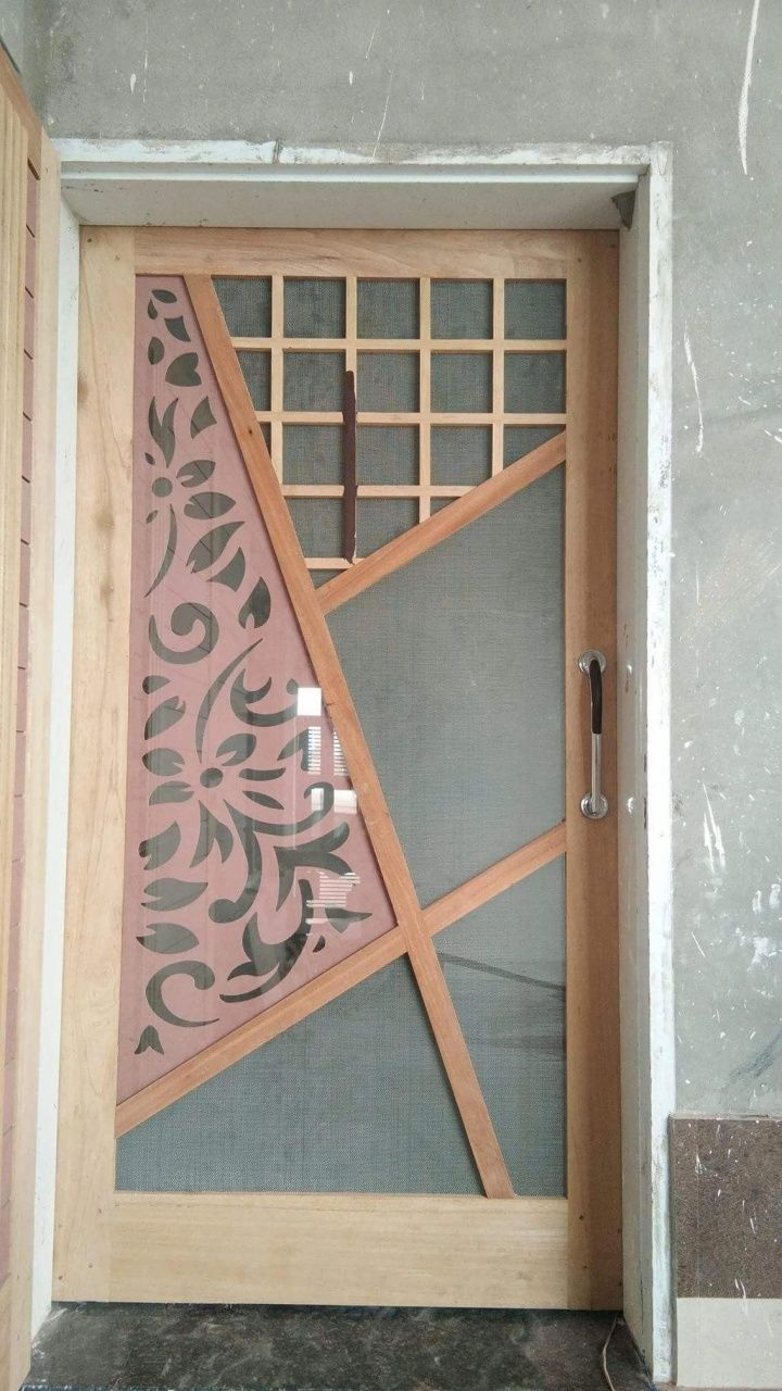 Entry Doors With Blinds Between Glass In 2020 Wooden Door Design Wooden Doors Door Design