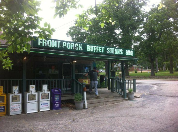 Front Porch Restaurant - Yellville, Arkansas (AR)