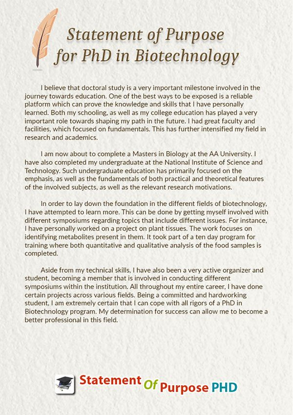 Sample Statement Of Purpose For Phd In Chemistry On Pantone Canvas Gallery Biomedical Engineering Biomedical Statement