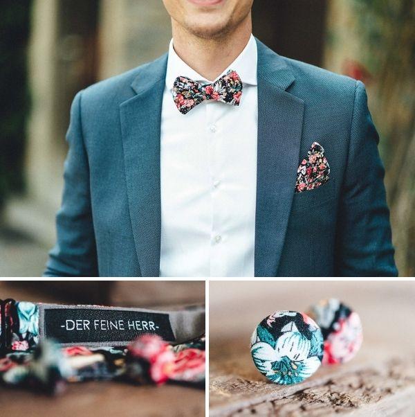Der feine Herr Köln - handgemachte Accessoires für den stilsichern Bräutigam  #hochzeit #hochzeit2017 #bräutigam #accessoires #fliege #manchettenknöpfe #krawatte #hochzeitsblog #evetichwill #derfeineherr