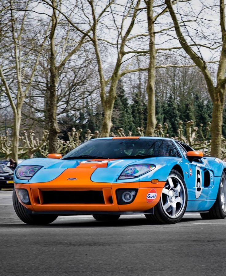 Ford Gt, Classic Cars Usa, Super Cars