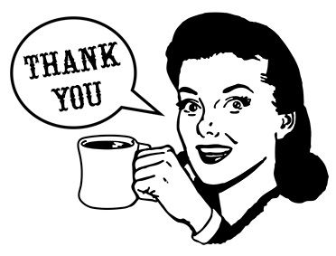 """The Secret to Success in the Workplace: Saying """"Thank You"""""""
