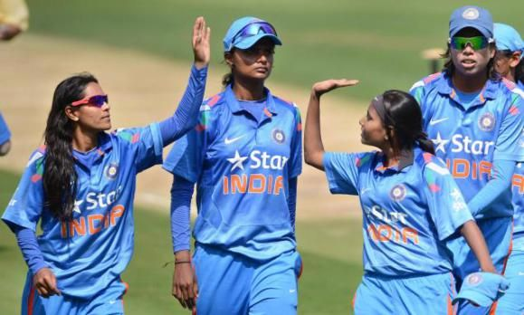 Don't Forget the Indian #women 's #Cricket Team  http://www.9hues.com/indian-womens-cricket-team/  #IndvsAus #Sports #WomenSports