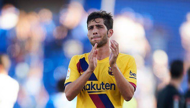 برشلونة يصدر بيانا بشأن طبيعة إصابة سيرجي روبيرتو موقع سبورت 360 أعلن نادي برشلونة الإسباني مساء