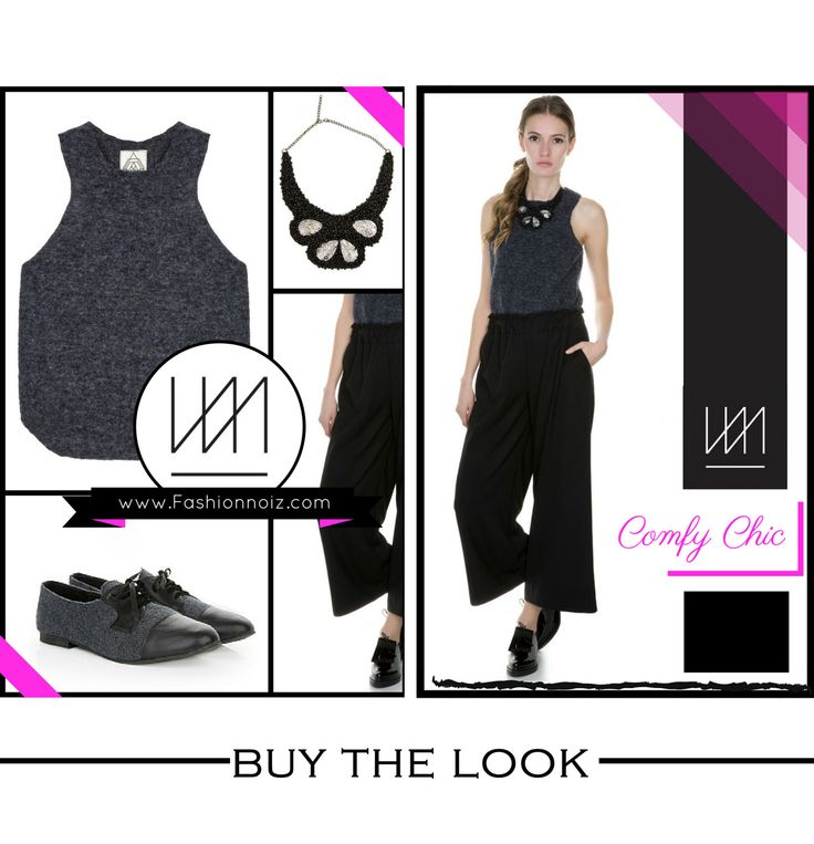 Buy the look_Comfy Chic