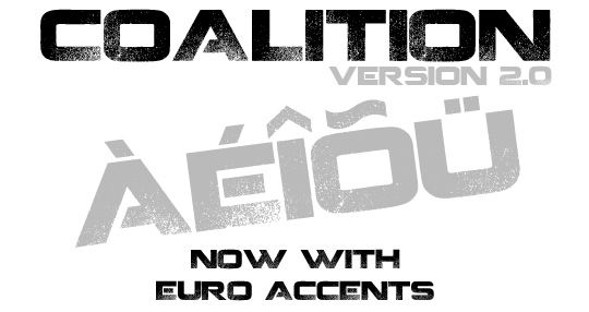 Coalition v2.0 ( Free Fonts for Designers - Download Now )